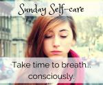 Sunday selfcare