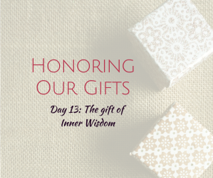 Honoring Our Gifts (3)